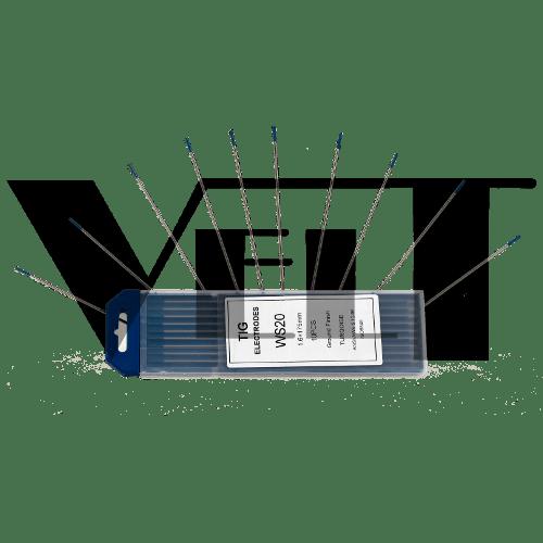 electrod tungsten cu logo